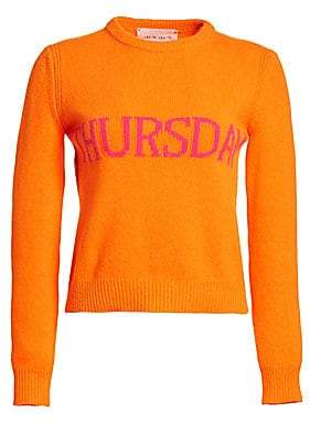 Alberta Ferretti Women's Thursday Wool & Cashmere Sweater