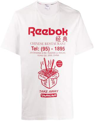 Reebok Classics International Noodles T-shirt