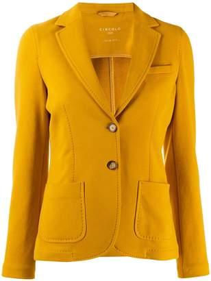 1901 Circolo classic fitted blazer