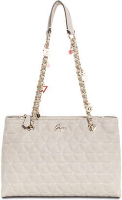 GUESS Fleur Girlfriend Shoulder Bag