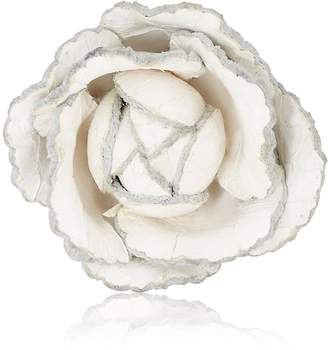 Fleur'd Men's Cabbage Rose Lapel Flower