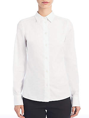 Dolce & Gabbana Dolce& Gabbana Women's Stretch Cotton Shirt