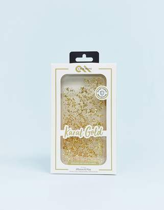 Case Mate Case-mate karat gold iphone 8/7/6 plus case