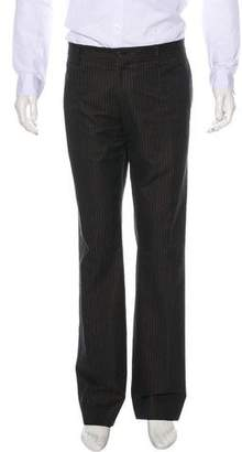 Dolce & Gabbana Pinstriped Dress Pants