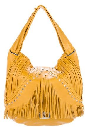 Jimmy Choo Jimmy Choo Isola Fringe Hobo