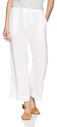 Velvet by Graham & Spencer Women's Kora Linen Pant