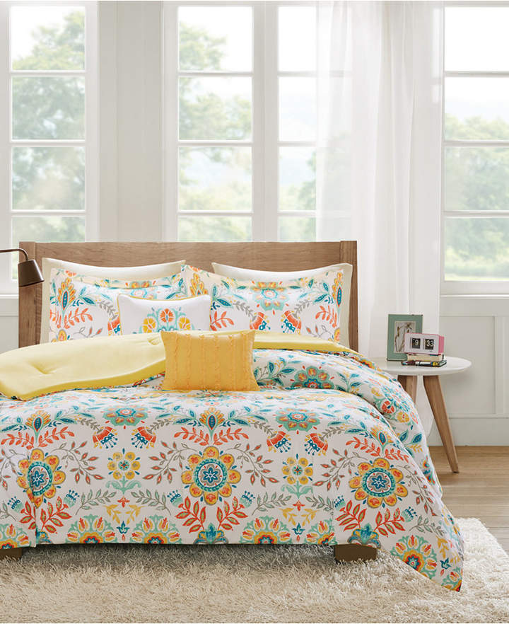 Intelligent Design Nina 4-Pc. Twin/Twin Xl Comforter Set Bedding