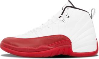 Jordan Air 12 Retro 'Cherry' - White/Black