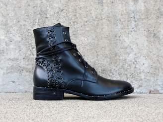 Freda Salvador NIA Corset Lace Up Boot