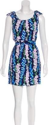 Lilly Pulitzer Floral Mini Dress