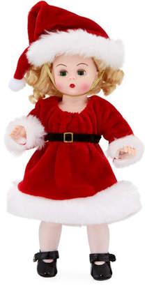 "Madame Alexander Dolls 8"" Jolly & Joyful Wendy Christmas Collectible Doll"