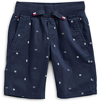 Tommy Hilfiger Graphic Pull-On Shorts