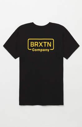 Brixton Crosswhite T-Shirt