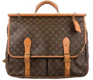 Louis Vuitton Monogram Hunting Bag