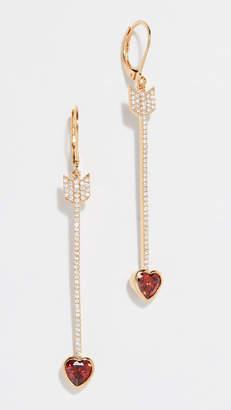 Kate Spade Romantic Rocks Linear Earrings