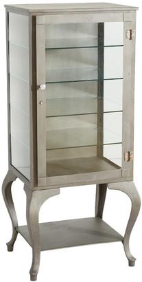 Rejuvenation Steel Medical Cabinet with Cabriolet Legs