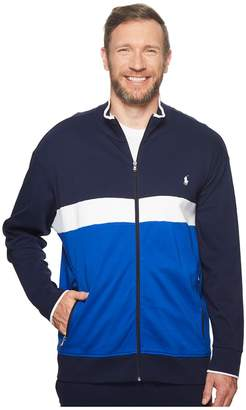 Polo Ralph Lauren Big Tall Interlock Long Sleeve Knit Men's Clothing