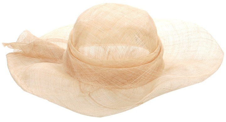 Bronte wide brim hat