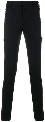 Neil Barrett zipped pocket skinny trousers