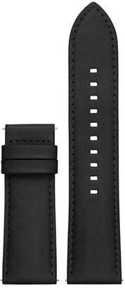 Michael Kors Grayson 24mm Leather Watch Strap
