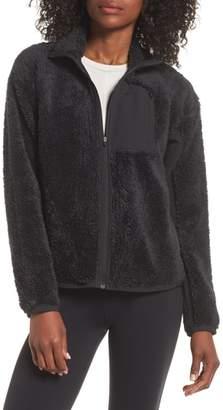 Nike Therma Women's Full Zip Fleece Training Top