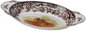 Spode Woodland Rabbit Bread Tray