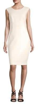 Milly Sleeveless Sheath Dress