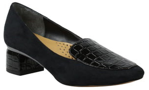 J. Renee Ballanca Apron Toe Loafer