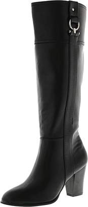 Alfani Courtnee Wide Calf Women US 5.5 Knee High Boot