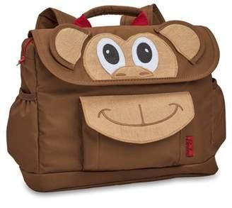 Bixbee Animal Pack - Monkey Water Resistant Backpack