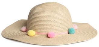 H&M Straw Hat - Beige