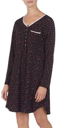 Eileen West Print Sleep Shirt