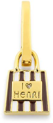 Henri Bendel Influencer Shopping Bag Charm