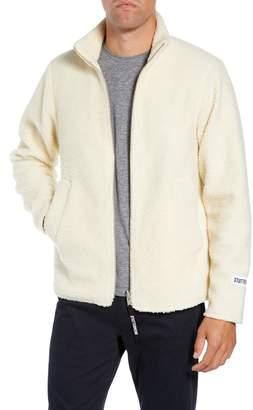 Stutterheim Varby Reversible Fleece Jacket