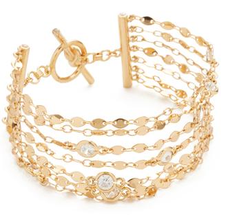 Kate Spade New York Cascade Multi Strand Bracelet $128 thestylecure.com