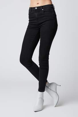 Blank NYC Black High-Rise Jeans