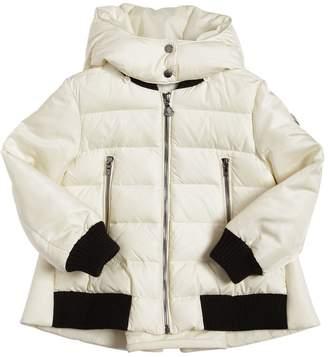 Moncler Margot Nylon Down Jacket