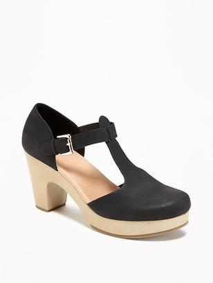 T-Strap Clogs for Women $34.94 thestylecure.com