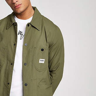 Mens dark Green loco jacket
