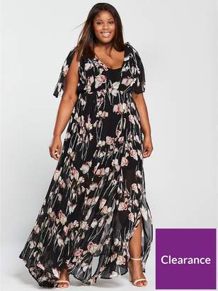 Religion Hazard Maxi Dress - Printed