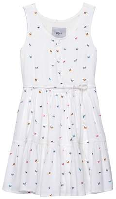 Rails Katie Butterfly Tiered Dress