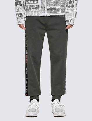 Alexander Wang Bolo Fleece Sweatpants