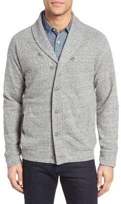 Men's Nordstrom Men's Shop French Terry Shawl Cardigan $79.50 thestylecure.com