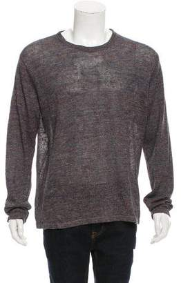 Our Legacy Linen Crew Neck Sweater