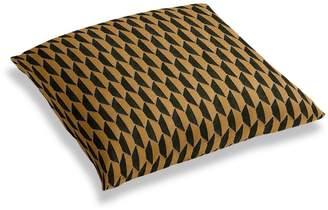 Loom Decor Simple Floor Pillow Alessio Geo - Bronze