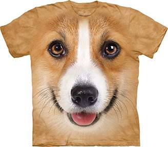 The Mountain Youth Corgi Face T-Shirt