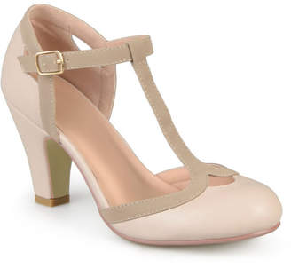 Journee Collection Women Olina Regular and Wide Width Pumps Women Shoes