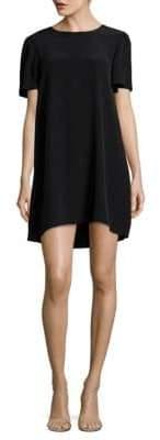 Leo & Sage Classic Silk Shift Dress