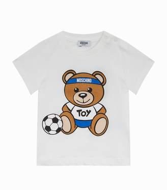 Moschino Bear Logo T-Shirt