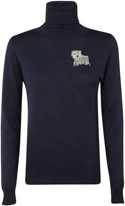 Moschino Embellished Sweater